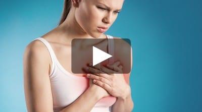 Sore nipples due to breastfeeding